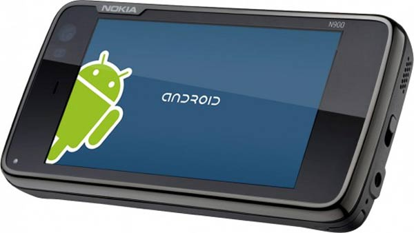 Android Ice Cream Sandwich en un Nokia N900