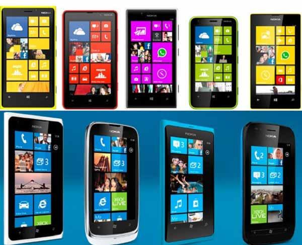 Elige el Nokia Lumia que más se adapte a tus necesidades