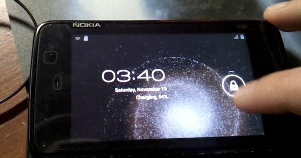Android Ice Cream Sandwich en el Nokia N9 gracias a NitDroid