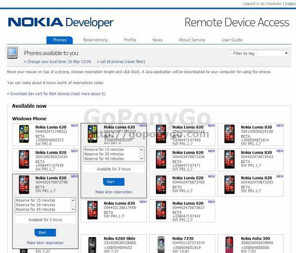 Prueba tus aplicaciones para Windows Phone en un ordenador
