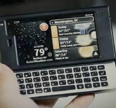Nokia N950, un teléfono pensado para desarrolladores