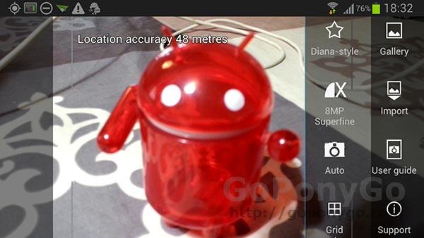 Top fotografía para Android