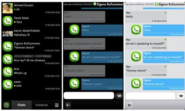 Wazapp, el Whatsapp de MeeGo, ya está listo para descargar