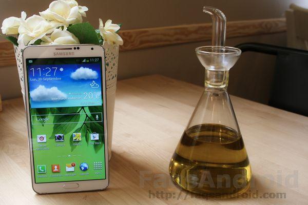 Todo lo que hay que saber del Samsung Galaxy Note 3 en vídeo