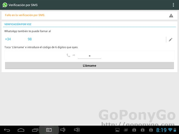 Como instalar Whatsapp en un Tablet Android o iPad con wifi