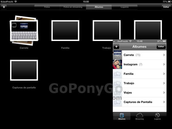 Cómo organizar las fotografías en iPhone y iPad de forma sencilla