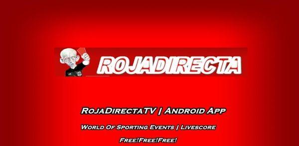 RojaDirecta TV, la aplicación para ver fútbol gratis en Android