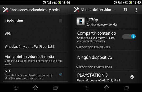 Cómo montar un reproductor multimedia Android por DLNA