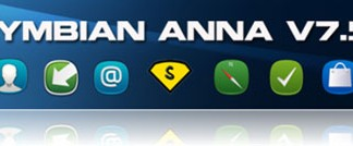 Symbian Anna 7.5