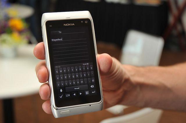 Reiniciar Nokia N8