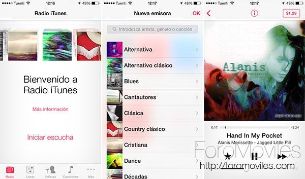 Alternativas Spotify: música por suscripción para Android, iPhone y Windows Phone