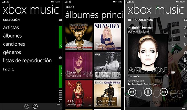 Alternativas Spotify: música por suscripción para Android, iPhone y Windows Phone