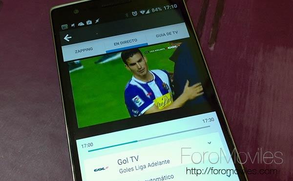 Aplicaciones para ver La Liga de fútbol en Android, en iPhone y en iPad