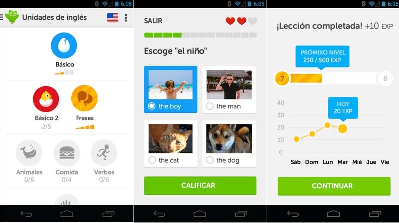Las mejores aplicaciones para aprender idiomas en iOS, Android y Windows Phone