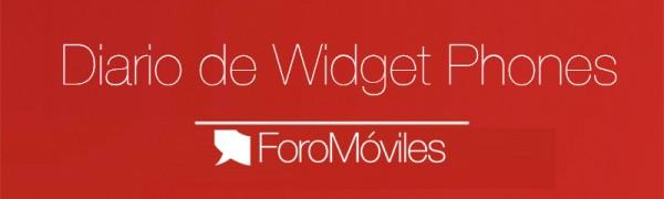 Diario de Widget Phones 01: Opiniones de @alvarezdelvayo