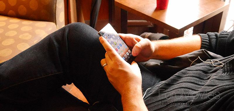 Diario de Widget Phones 07: La gama alta android de 300 euros
