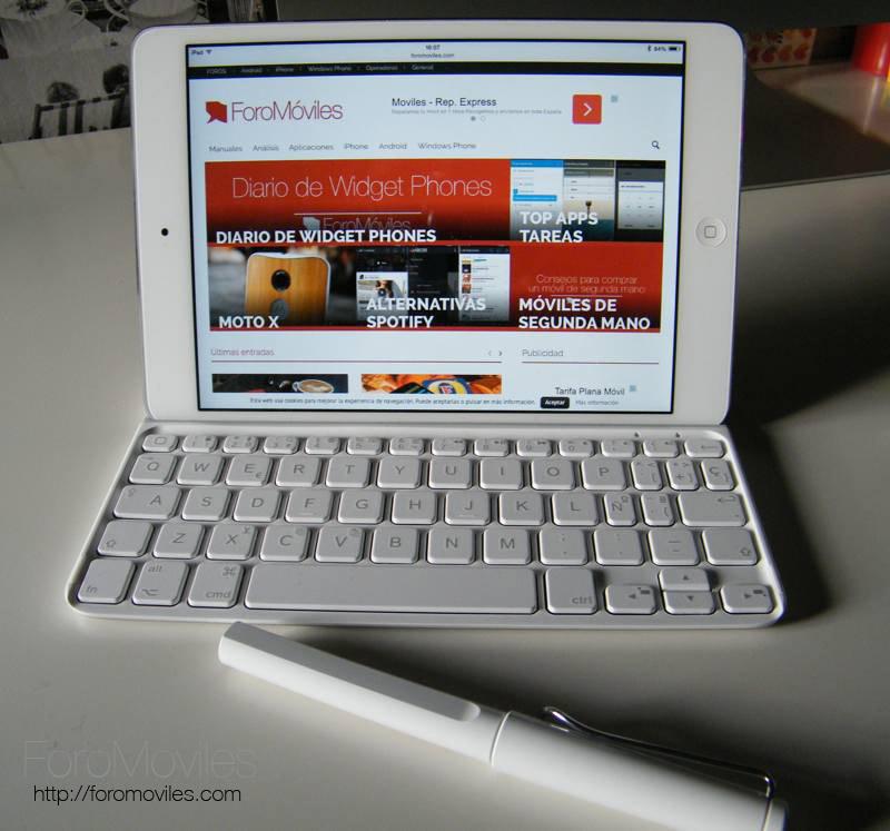 ¿Un iPad de 12 pulgadas? No, gracias, sin extras no me interesa