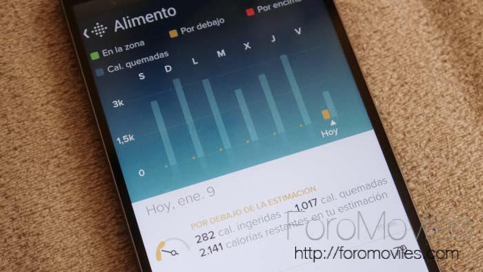 Diario de Widget Phones 13: Un año cuantificándome