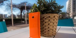 Análisis del Lumia 735