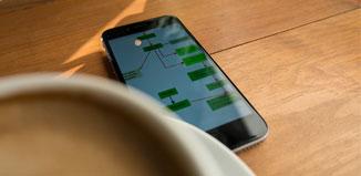 Diagramas en iOS