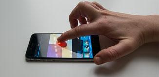 Editores fotografía para iPhone