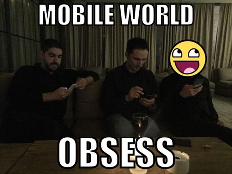 Meme MW Obsess