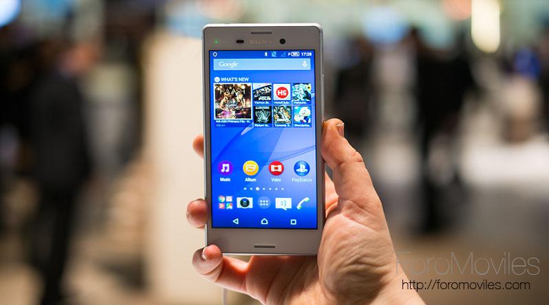 Diario de Widget Phones 21: Otra forma de ver el MWC