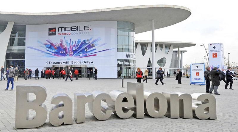 Barcelona MWC