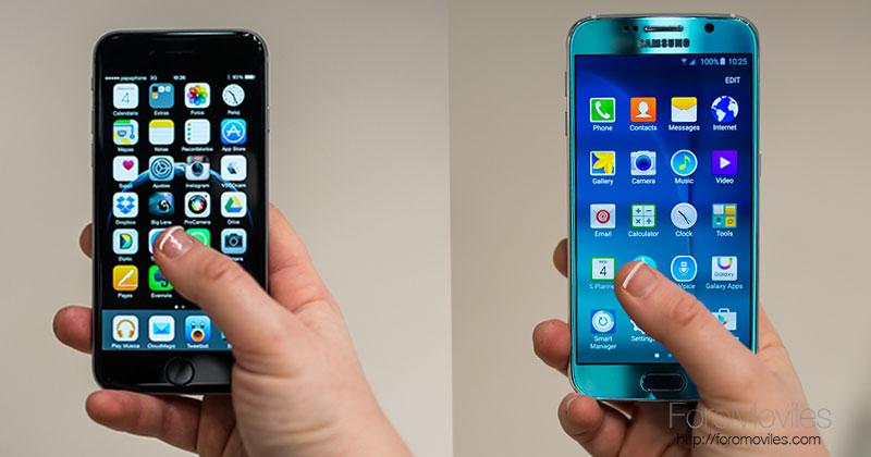 Por qué no desear un Galaxy S6