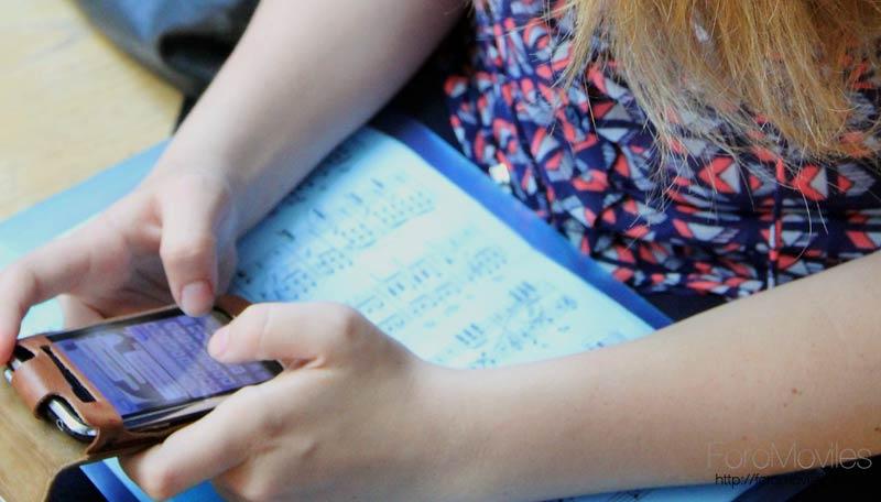 Mi primer smartphone: especial móviles para niños