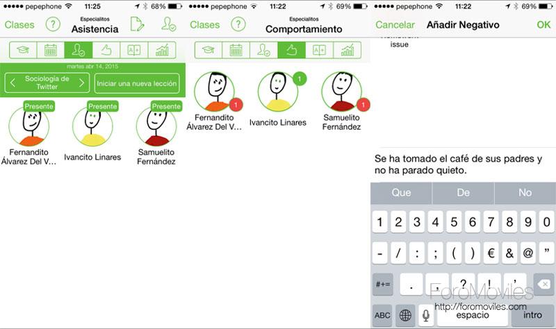 TeacherKit para iOS