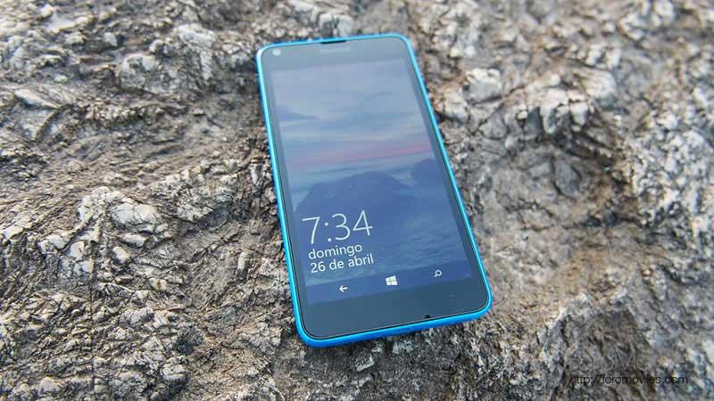 Análisis del Microsoft Lumia 640