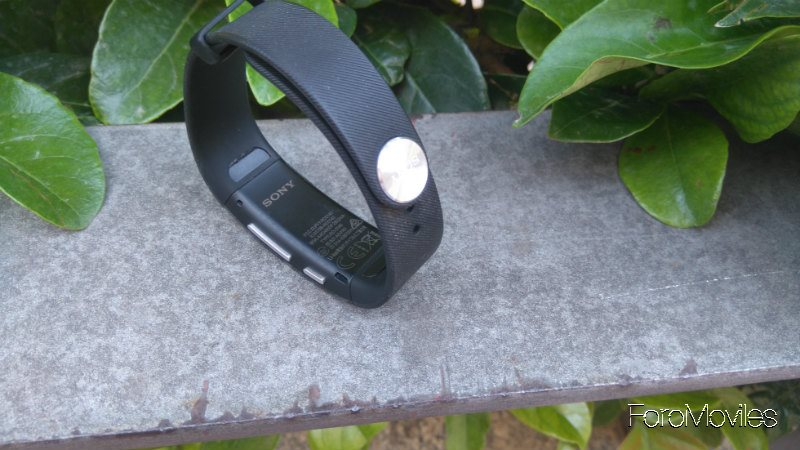 Smartband Talk Parte de atrás
