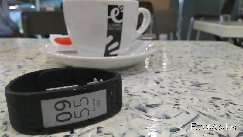Smartband Talk Cafetería