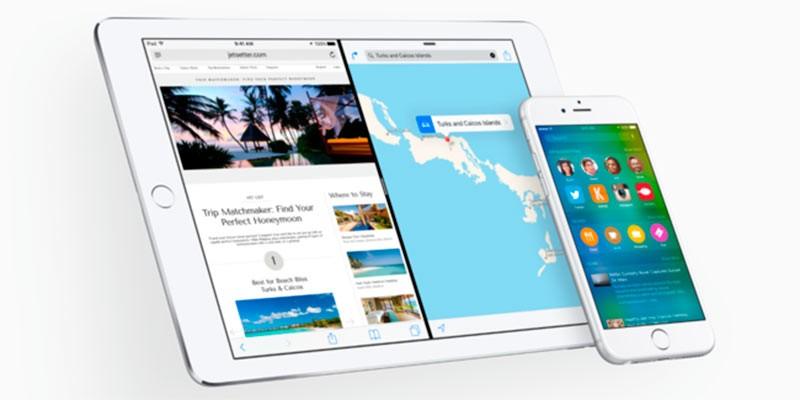 Apple lanza la OTA de iOS 9.0.1 para corregir errores