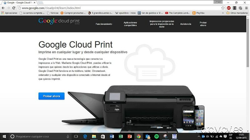 Cloud Print PC