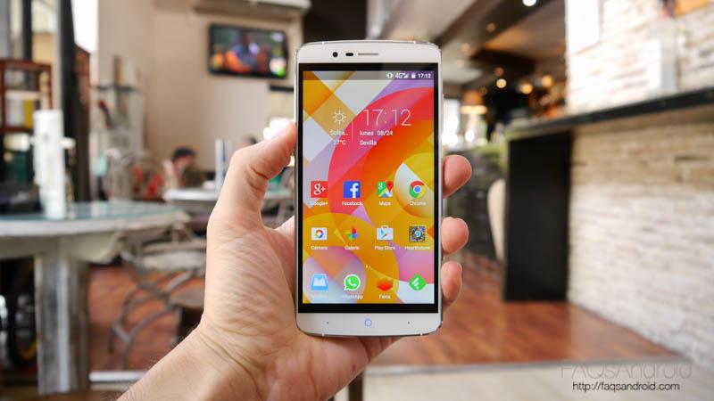 Los móviles android chinos de importación no son para todos