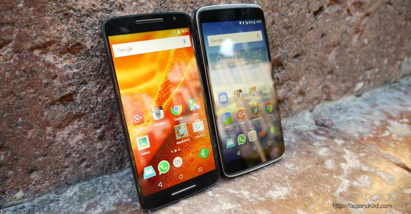 Moto X Play vs Alcatel OT Idol 3 5,5