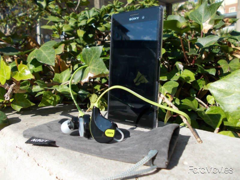 Auriculares con Smartphone