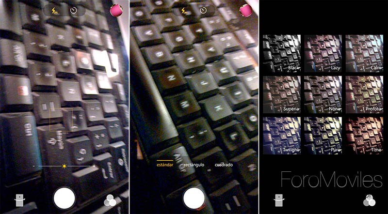 Tres alternativas a la cámara de stock en Windows 10 para móviles