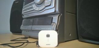 Aukey Receptor de Audio Destacada