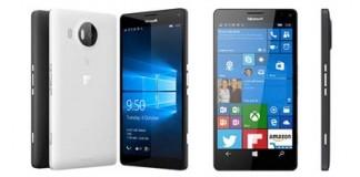 Microsoft Lumia 950 y Microsoft Lumia 950 XL