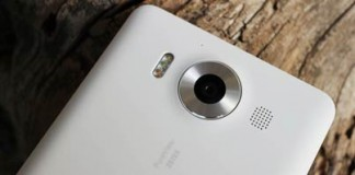 Análisis del Microsoft Lumia 950