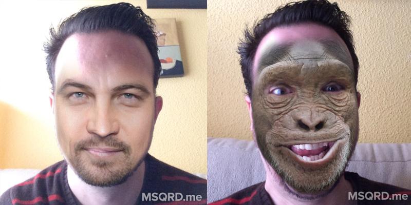 Análisis de MSQRD by Masquerade para iPhone