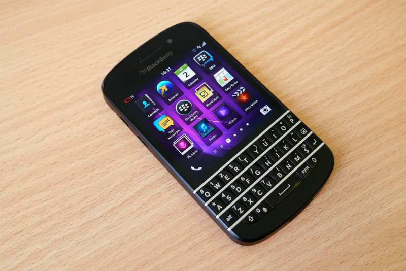Soporte WhatsApp Blackberry