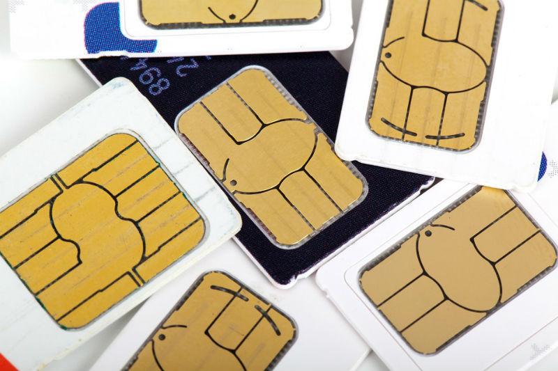 Contactos en Android Tarjetas SIM