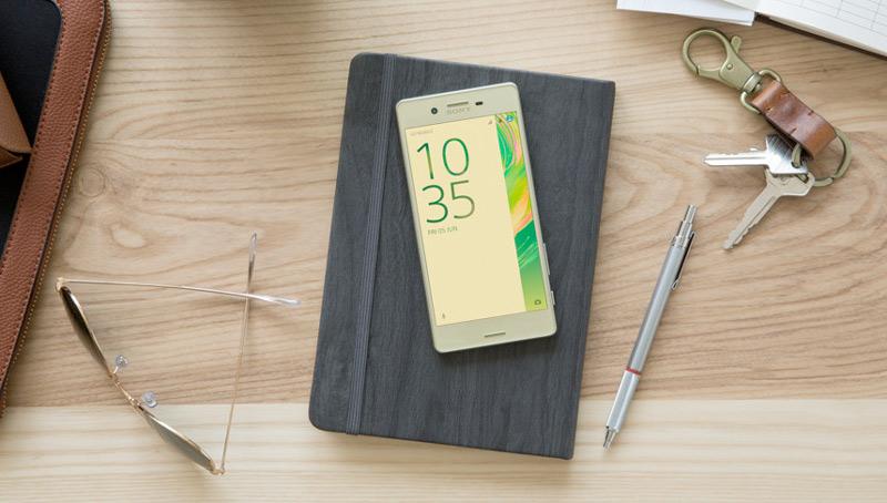 Códigos Android Sony Xperia X