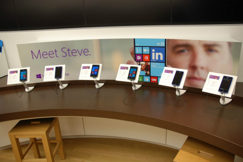 Tienda Física Microsoft